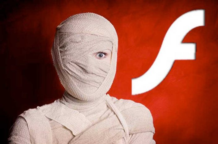 Adobe Flash va in pensione